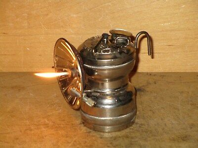 Miners SUNRAY CARBIDE LAMP - EXCELLENT!!!