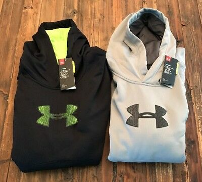 NEW Under Armour X Storm Water Resistant Loose Fit Hoodie Size/color options 1G