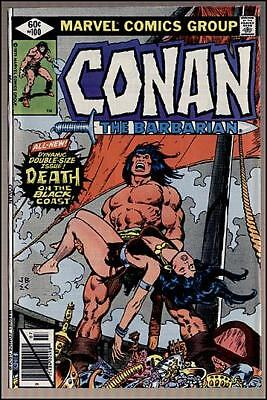 CONAN THE BARBARIAN 100 Belit death(Giant size) x3 WHOL