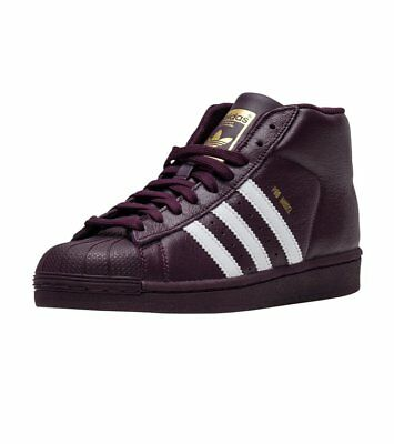 Youth (GS) Adidas Pro Model J Burgundy/White AC8108