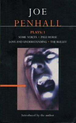 Penhall Plays: 1: Some Voices, Pale Horse, Love and... by Penhall, Joe Paperback