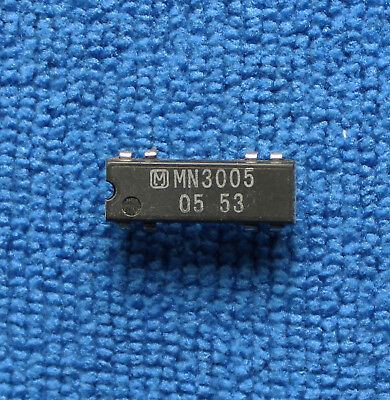 1pcs MN3005 BBD 4096-STAGE LONG DELAY
