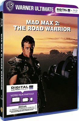 """Blu-ray """"Mad Max 2 """"  Mel Gibson    NEUF SOUS BLISTER"""