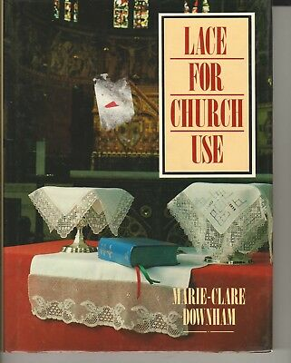 Not Just For Church Lace Book, Nice Wide Edgings Bookmarks