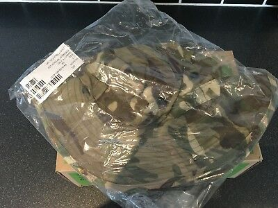 ***bnwt British Army Issue Combat Hat In Mtp. Uk Size 58!***