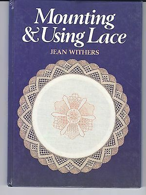 Mounting & Using Lace Book
