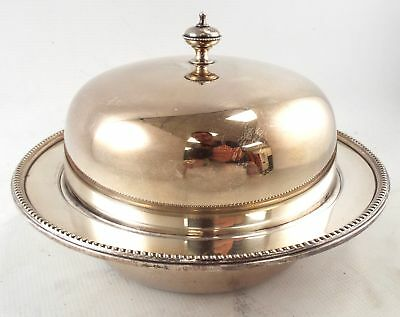 MAPPIN & WEBB Princes Plate Triple Deposit Serving Dish With Lid W18154 - S60