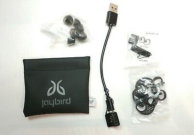 Jaybird X3 charger accessory pack/ rubber tips/ jaybird x3 charging dongle/clip