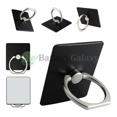 25X Universal 360° Rotating Finger Ring Stand Phone Holder For iPhone 5 6 7 8 X