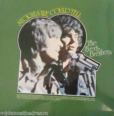 EVERLY BROTHERS - Stories We Could Tell ~ VINYL LP