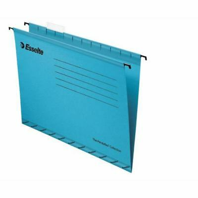Esselte 90334 -  Pendaflex Suspension File Foolscap Blue (PK25)