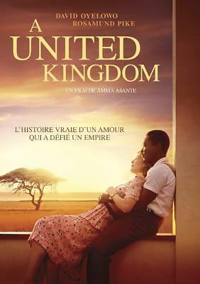"DVD ""A United Kingdom"" - NEUF SOUS BLISTER"