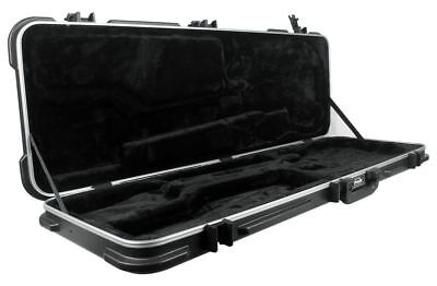 SKB 1SKB-44 Universal Electric Bass Guitar Hard-Shell Case w/ Full Neck Support