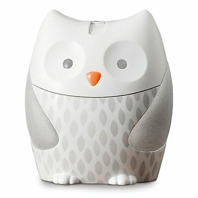 Skip Hop Moonlight & Melodies Nightlight Soother-Owl, Multi New Free Shipping