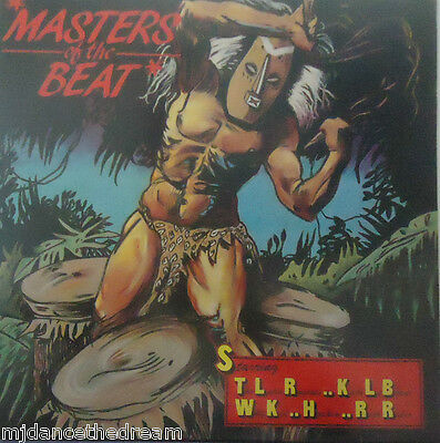 MASTERS OF THE BEAT - Various Artists ~ VINYL LP