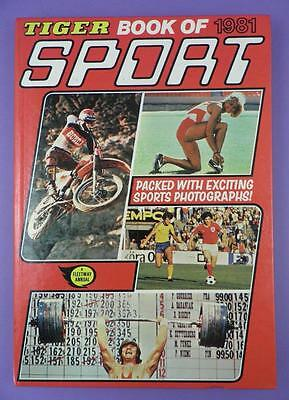 Tiger Book of Sport 1981