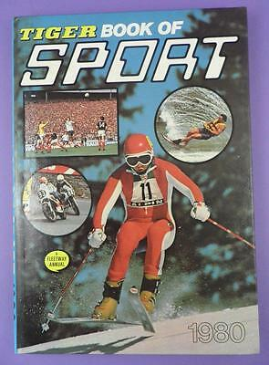 Tiger Book of Sport 1980