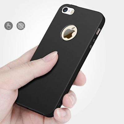 Luxury Shockproof Ultra Slim Soft TPU Gel Silicone Case Cover For iPhone 5 5s SE