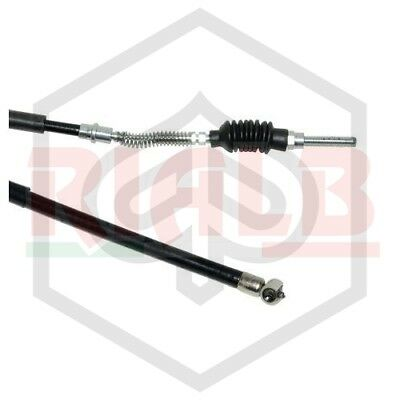 Rear Brake Transmission Cable Original Piaggio for Liberty RST 200 - 2004