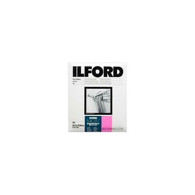 Ilford IV RC Deluxe Resin B/W Paper 5x7in, 25, Glossy #1168181