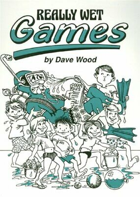 Really Wet Games by Wood, David Paperback Book The Cheap Fast Free Post