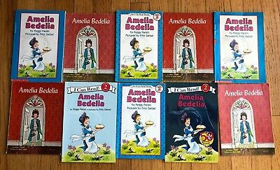Lot 10 Guided Reading AMELIA BEDELIA Readers Peggy Parish