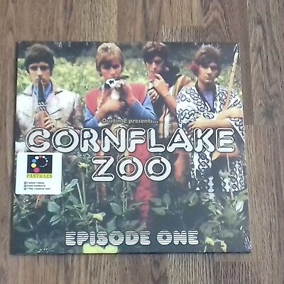 CORNFLAKE ZOO - EPISODE ONE VARIOUS ARTISTS NEW COLOURED 180g LP SEALED