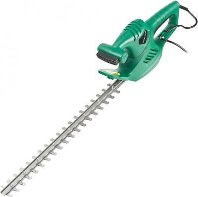 Andrew James Hedge Trimmer Electric with 10m Long Cable 51cm Cutting Blade