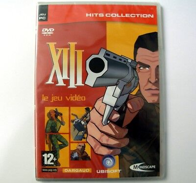 XIII - jeu PC NEUF / NEW - French version / VF version Francaise - PC game