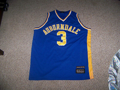 f150561f6 TRACY MCGRADY  3 Auburndale High School Basketball Jersey White ...