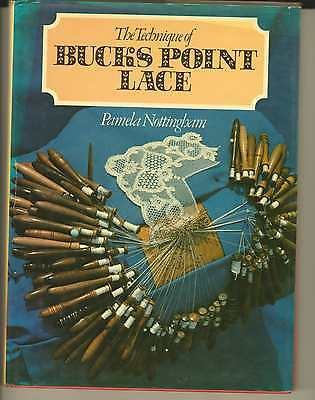 The Technique Of Bucks Point Lace Book