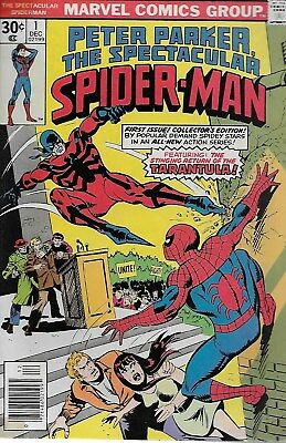 Peter Parker, The Spectacular Spider-Man (Vol.1) No.1-26,29-63,65-100 1976-1985