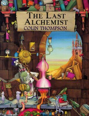 The Last Alchemist by Thompson, Colin Paperback Book The Cheap Fast Free Post