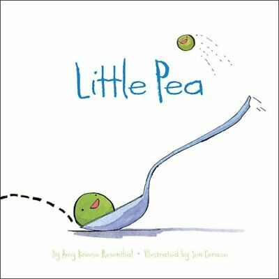 Little Pea by Rosenthal, Amy Krouse Hardback Book The Cheap Fast Free Post