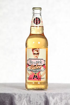 """Celtic Marches """"Abrahall's Lily the Pink"""" 0,5 ltr. inkl. Pfand (7,58 EUR/l)"""