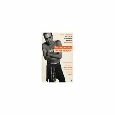 Irvine Welsh Trainspotting Paperback Book The Cheap Fast Free Post