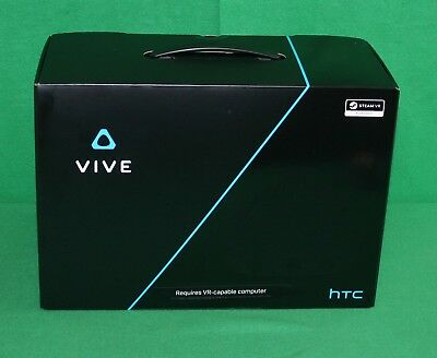 HTC VIVE Virtual Reality System Complete Set - 99HALN002-00 NEW IN BOX