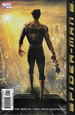 Spider-Man 2 The Official Comic Book Adaption / Roberto Aguirre-Sacasa & Ron Lim