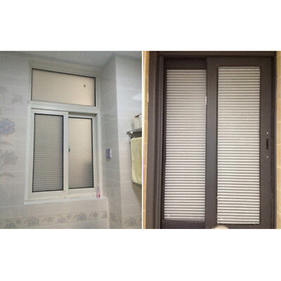 Anti-UV Privacy Window Film Decorative window Door Glass Film Sticker Reusable