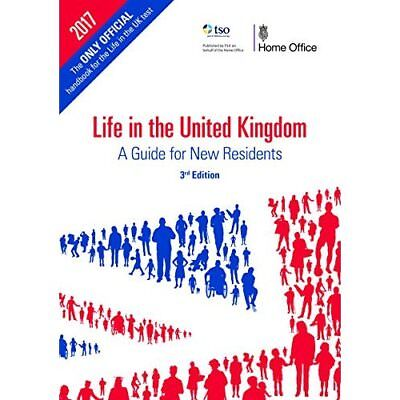 Life in the United Kingdom: a guide for new residents - Paperback NEW Office, Gr