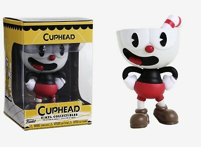 Funko Vinyl Figure: Cuphead - Cuphead Vinyl Collectible Item #25461
