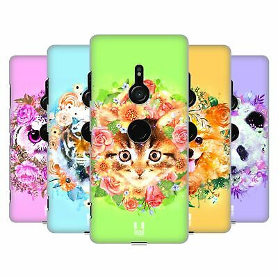 Head Case Designs Enchanted Animals Hard Back Case For Sony Phones 1