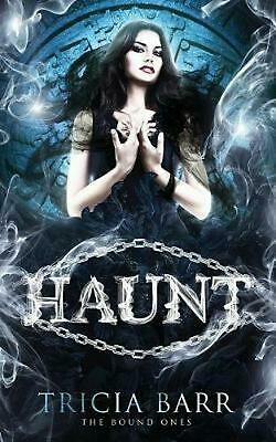 Haunt by Tricia Barr Paperback Book Free Shipping!
