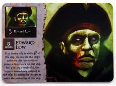 11x Edward Low #306 Pirates of the Mysterious New
