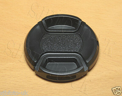 52MM CENTRE-PINCH CLIP-ON FRONT LENS CAP ONLY for Helios-44M 58mm f2 Lens Zenit