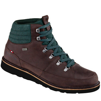 Dachstein Sigi Herren Urban Outdoor Freizeitschuh dark brown-pineneedle