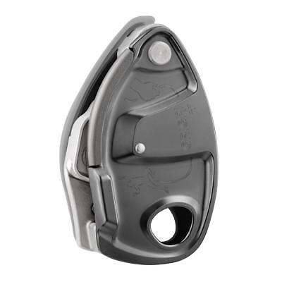 Petzl GriGri + Belay Device Grey