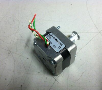 Sonceboz 6540R294 Slimline Mini Stepper Motor 0.71 A/Ph w/ Gear Collar