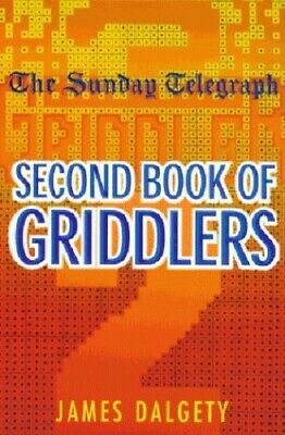 Sunday Telegraph Second Book of Griddlers by Telegraph Group Limited Paperback