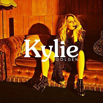Kylie Minogue - Golden - Kylie Minogue CD NKVG The Cheap Fast Free Post The